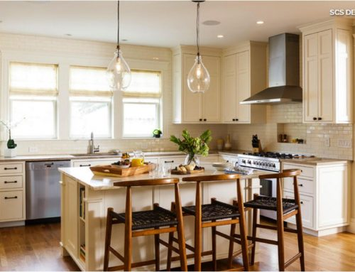 7 Stylish Ways to Spice Up a Neutral Kitchen
