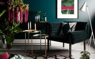 Colours trends 2018 pantone interior