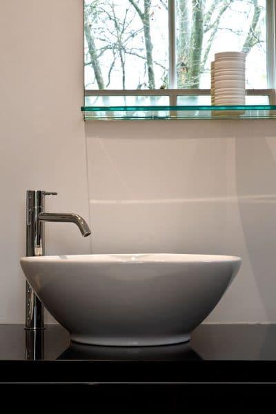 Luxury bathroom sink bowl design