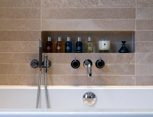 How to design small bathrooms