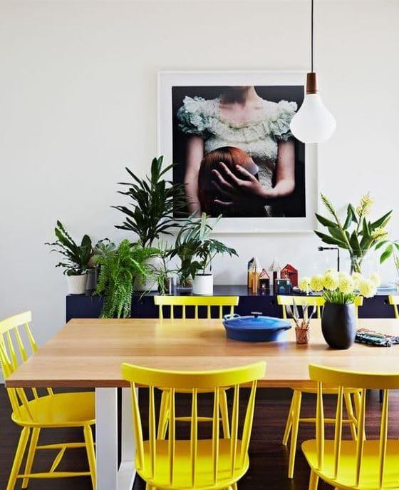 yellow colour playful colour palette 2018