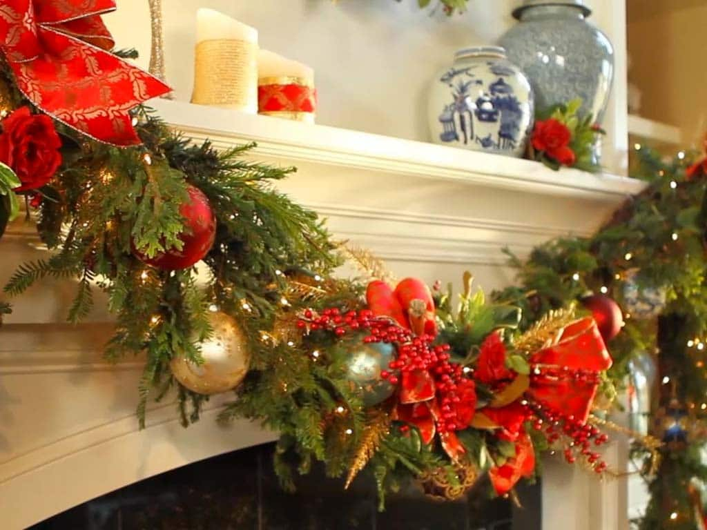 Home for Christmas decorations interior tips