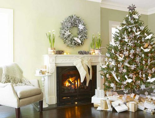 How to style your home during the holiday season: Tips for Christmas