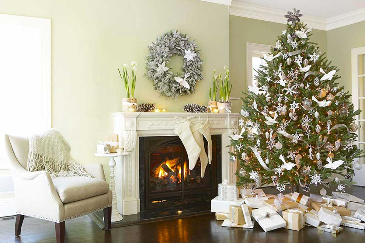 Christmas tips decorations interior design