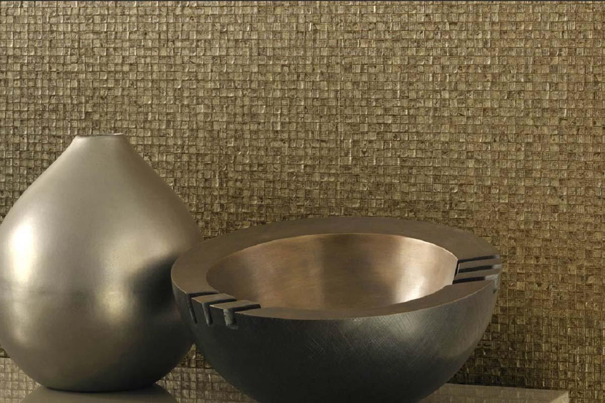 mosaic decor interior wallpaper