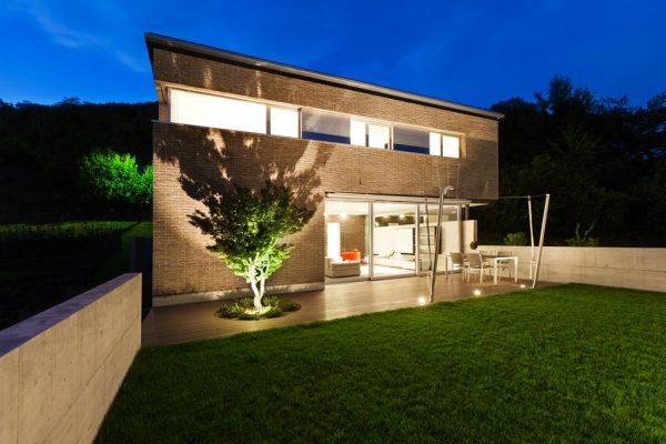 Exterior Lighting project London - Lighting Design