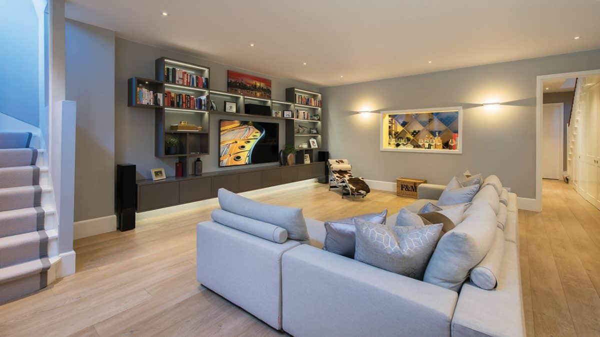 Modern vs Contemporary Style - Moretti Interior Design Ltd.