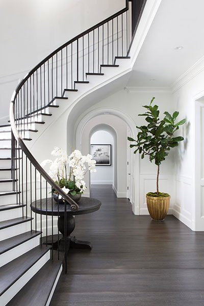 How to create the perfect hallway