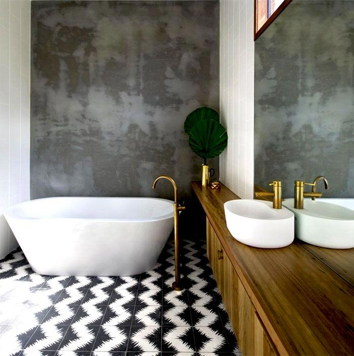 Tiled bathroom modern bathroom interior design trends 2018