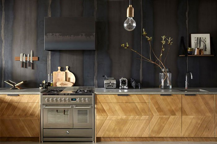 Kitchen interiors trends in 2018