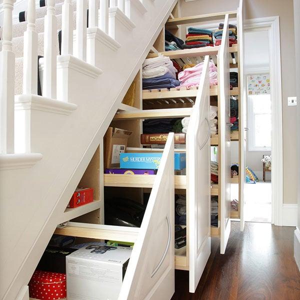under stairs cabinet