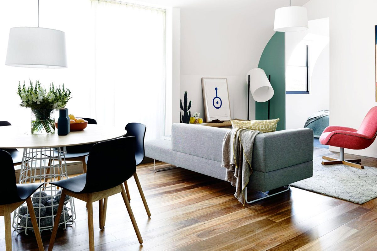 How to make a small space feel larger