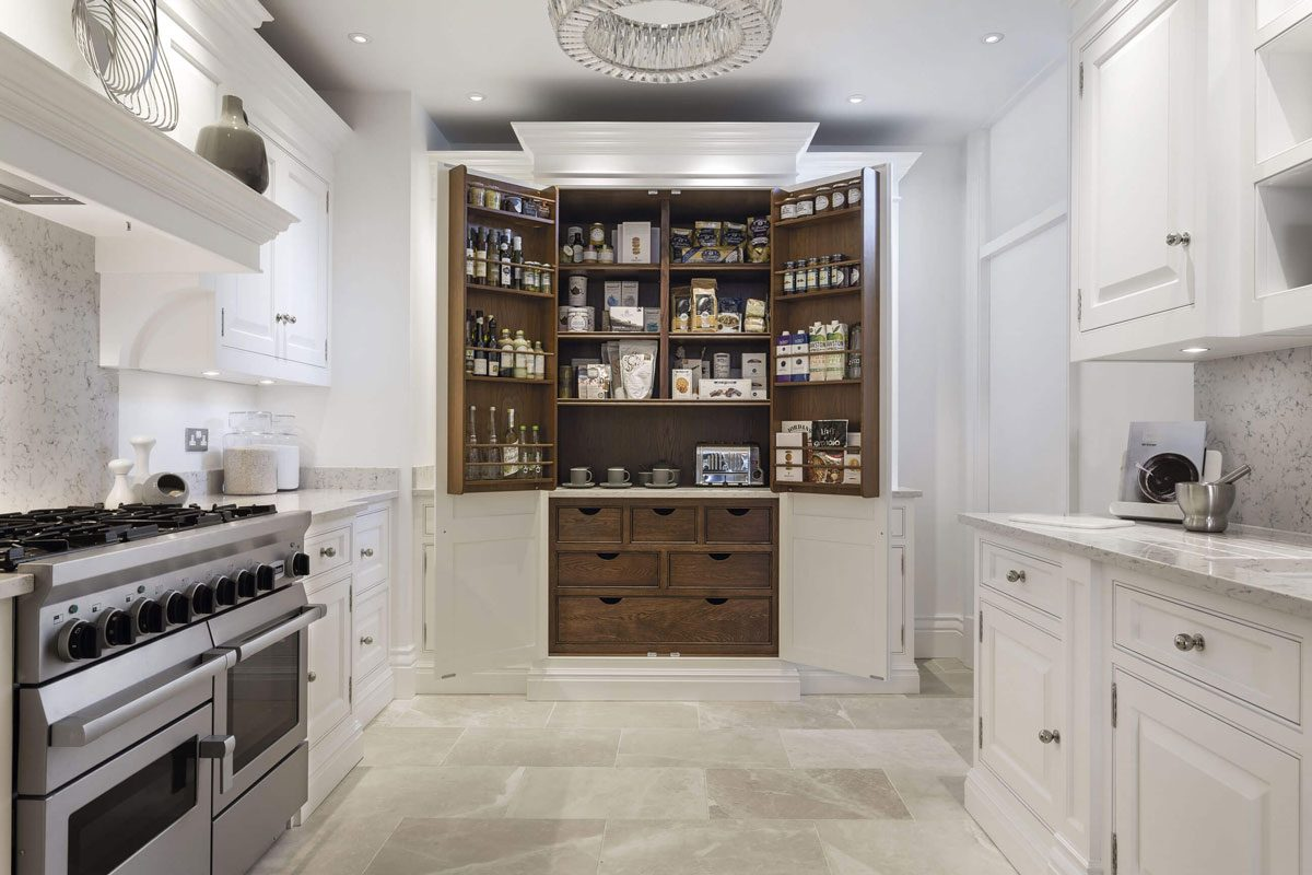 how to design a dream kitchen considering storage