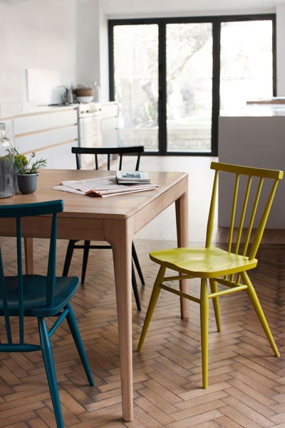 Choose your favorite dining chair