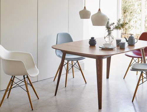 Iconic design: choose your favourite dining chair