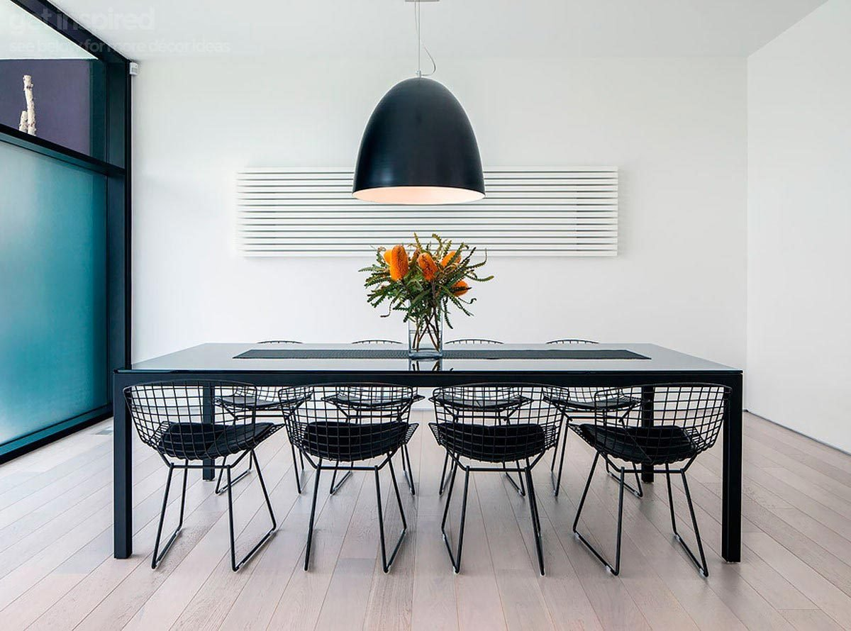 Choose your favourite dining chair bertoia wire side chair iconic interior design