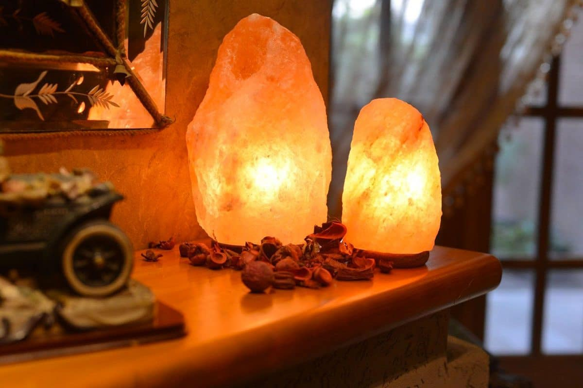 Health and Wellness Benefits of Himalayan Salt Lamps