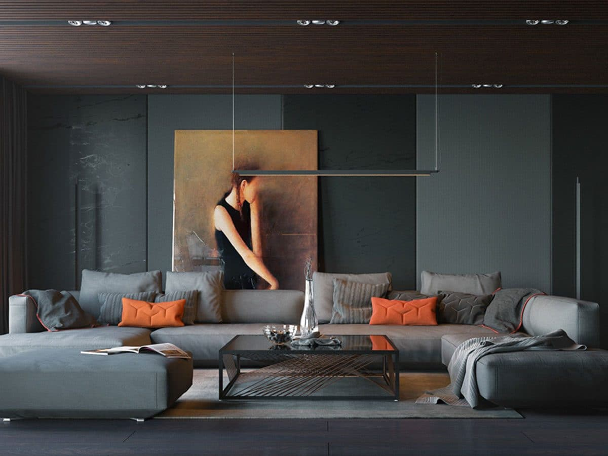 How to bring the space alive with Artwork - Moretti Interior Design Ltd.