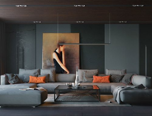 How to bring the space alive with artwork