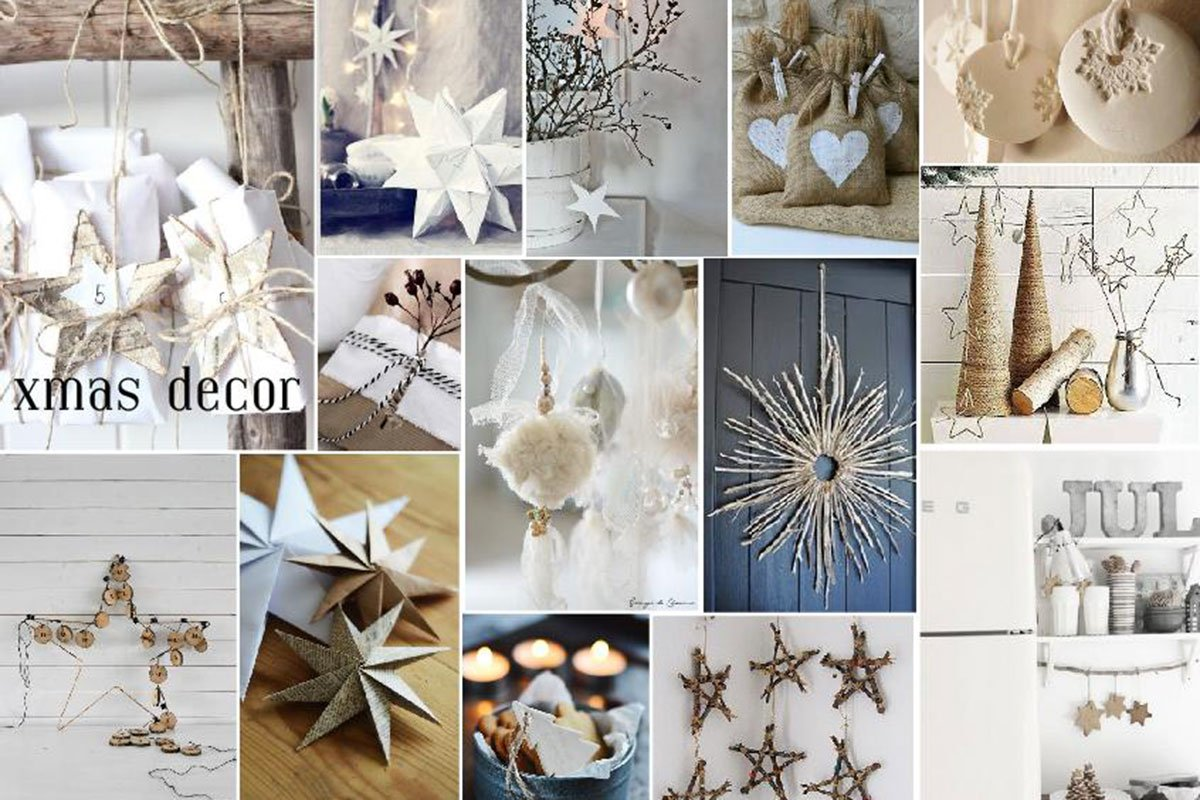 Christmas Mood board