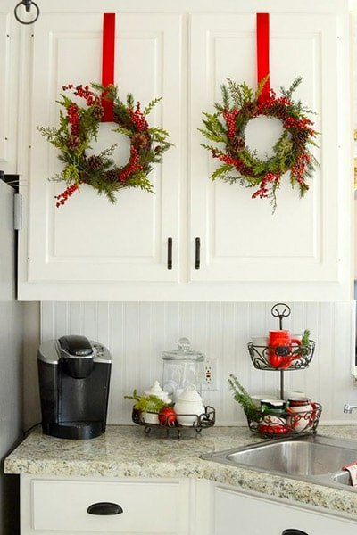 Wreath Kitchen Units