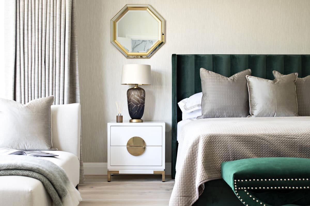 guest bedroom ideas for the luxury hotel look