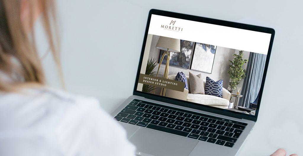 Moretti Interior Design Brochure